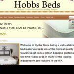 http://www.hobbsbeds.co.uk/