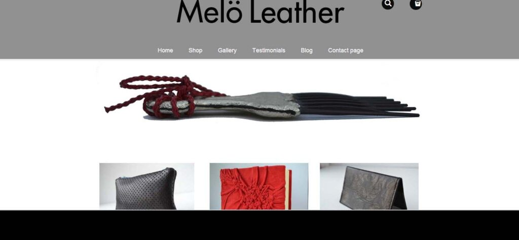 Melo Leather