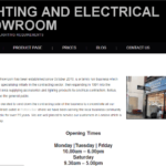 http://www.lightingandelectricalshowroom.co.uk/