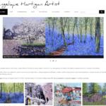 http://www.angelique-hartigan-artist.co.uk/